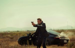 Liam Neeson is Bryan Mills