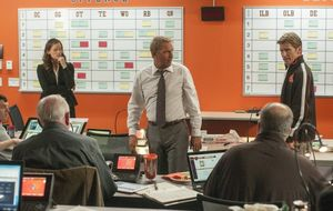 The War Room on Draft Day