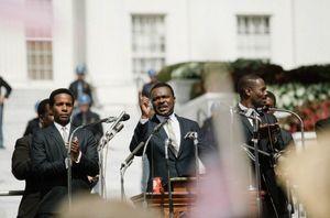 David Oyelowo as Dr Martin Luther King, Jr