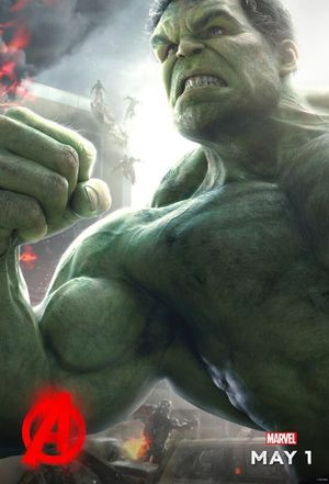 Another New 'Avengers: Age of Ultron' Character Poster, This