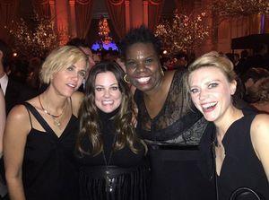 Leslie Jones Tweets Photo of the New Ghostbusters