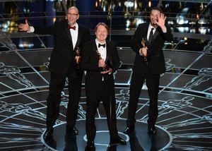 Winners of Best Animated Feature Film Big Hero 6
