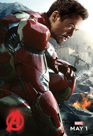 First Character Poster for 'Avengers: Age of Ultron' Feature