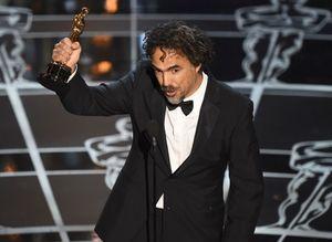 Alejandro González Iñárritu Wins Best Director for Birdma