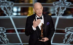 J.K. Simmons Wins Best Supporting Actor