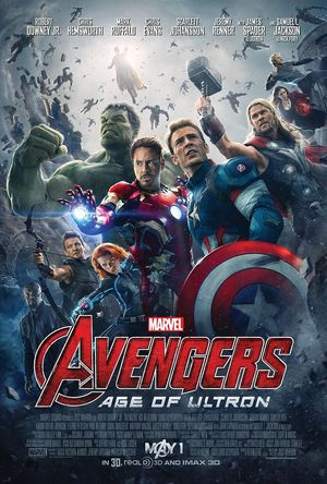 Official Avengers: Age of Ultron Poster