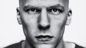 First Look: Jesse Eisenberg Goes Bald as Lex Luthor in 'Ba