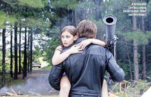 Young Sarah Connor - Terminator: Genisys