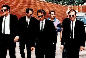 4. Reservoir Dogs