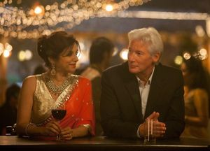 Richard Gere at the Bar