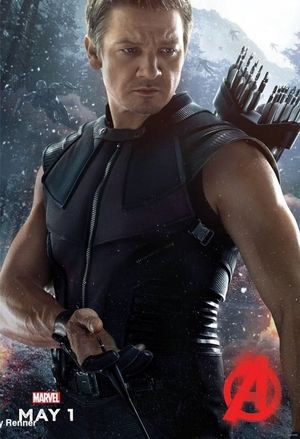 Jeremy Renner's Hawkeye Gets a Character Poster