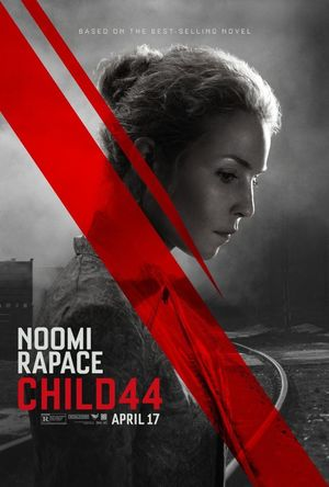 Noomi Rapace Character Poster