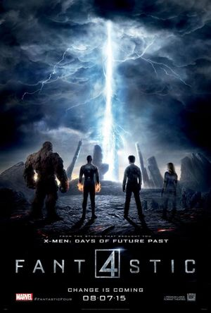 The First 'Fantastic 4' Poster Has Arrived