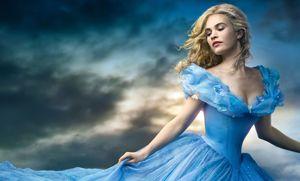 Cinderella 2015 art
