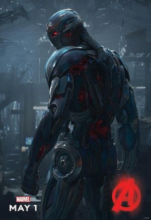 Ultron Gets His Own 'Avengers: Age of Ultron' Character Post