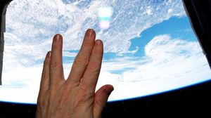 Incredibly Touching Leonard Nimoy Tribute from the ISS