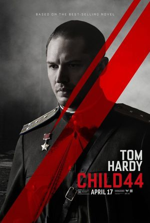 Tom Hardy Character Poster