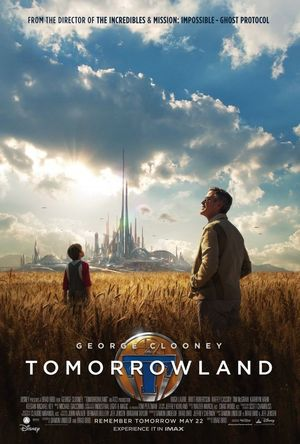 First Poster for Disney's 'Tomorrowland'
