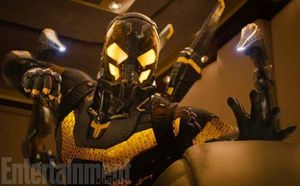 Ant-Man Battles Yellowjacket in New Image
