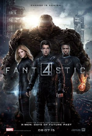 Change is Coming in New 'Fantastic Four' Poster