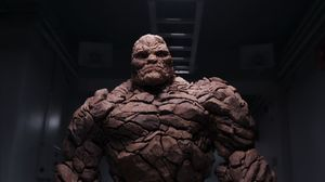 First Look at The Thing from the Upcoming 'Fantastic 4'