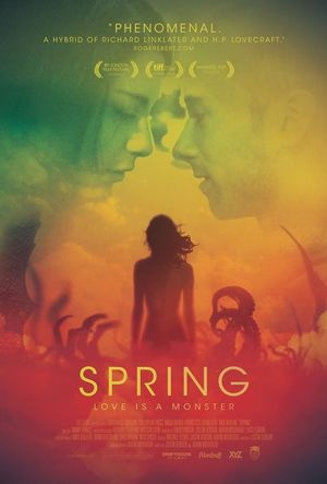 Official poster for Spring