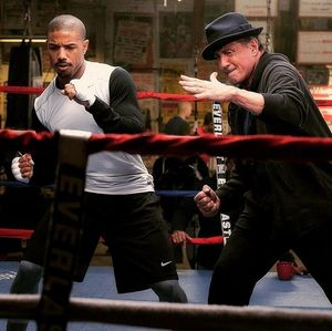 Sylvester Stallone Shares First Official Photo from Rocky Sp
