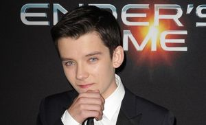 Asa Butterfield Frontrunner to Land Role of Spider-Man