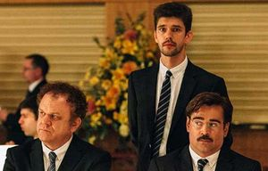 Ben Whishaw as The Limping Man in The Lobster
