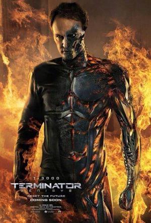 Jason Clarke - T-3000 - Terminator: Genisys