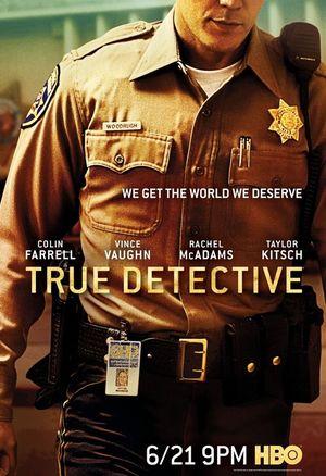 Taylor Kitsch True Detective Poster