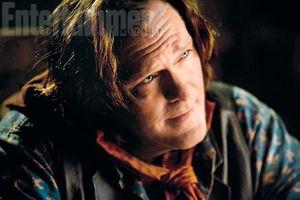 Michael Madsen as cowboy Joe Gage in The Hateful Eight