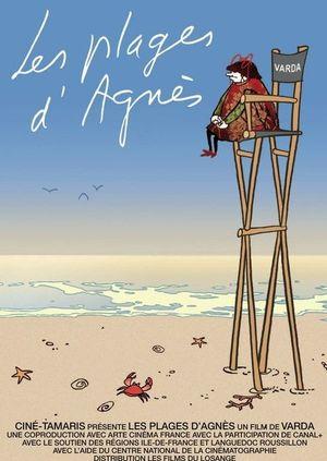 'Les plages d'Agnès', Agnès Varda, 2008.