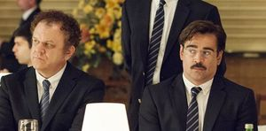John C. Reilly and Colin Farrell in Yorgos Lanthimos' The Lo