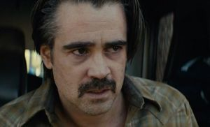 Close-up of Colin Farrell in True Detective