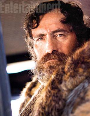 Demian Bichir as mexican Bob in The Hateful Eight