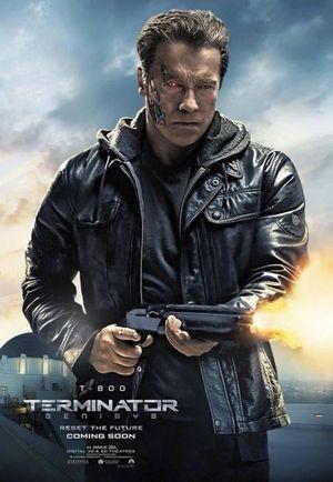 Arnold Schwarzenegger - T-800 - Terminator: Genisys