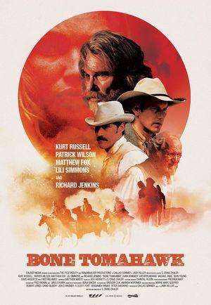 Kurt Russell's other western 'Bone Tomahawk' also got a po