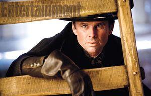 Walton Goggins as Chris Mannix in The Hateful Eight