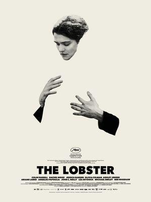 Rachel Weisz The Lobster poster