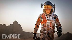 Empire's first look at The Martian