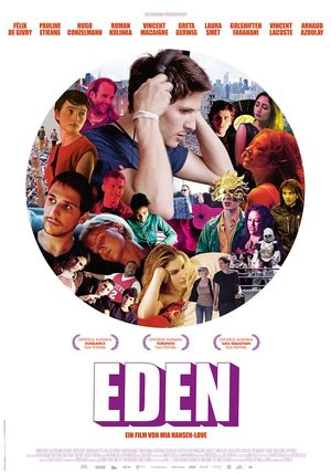 Eden dance movie poster