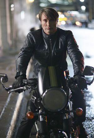 Hannibal unimpressed on motor in Season 3