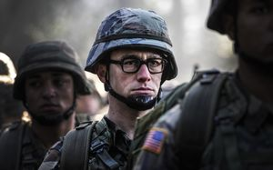 Joseph Gordon-Levitt as Edward Snowden in Oliver Stone's b