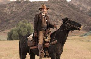 Kurt Russell as Sheriff Franklin Hunt in Bone Tomahawk