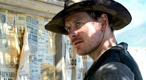 Michael Fassbender is Cowboy Silas Selleck