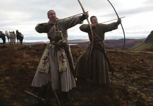 Macbeth bow shooting