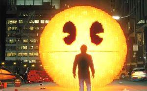 Pac-Man meets its creator in Pixels