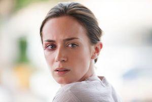Emily Blunt as FBI agent Kate Macy in Sicario