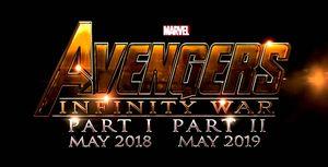 High Res Avengers: Infinity War Logo